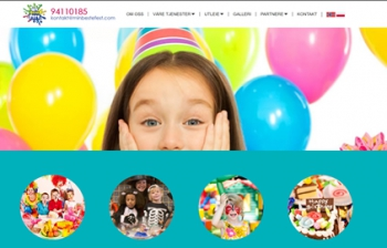 MinBesteFest Zabawy dla dzieci Norwegia