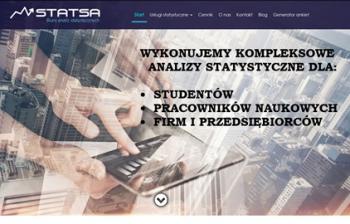 Styatsa strona www statystyki