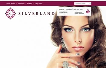 Sklep www biżuteria Srebrna Wyspa