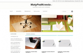 sklep www matypodkrzesla.pl
